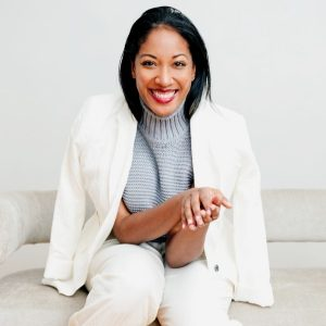 Ebony Amoroso, Head of Diversity, Inclusion & Community at Bloomberg Industry Group
