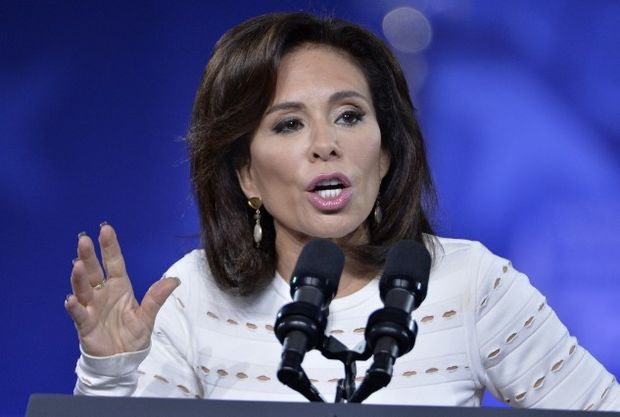 Judge Jeanine Pirro - (Photo by Mike Theiler/AFP via Getty Images)