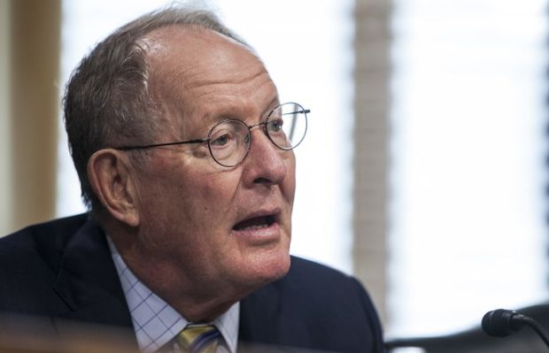 Sen. Lamar Alexander (R-Tenn.) - Zach Gibson/Getty Images