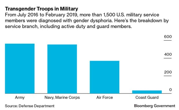 Transgender Troops in Military