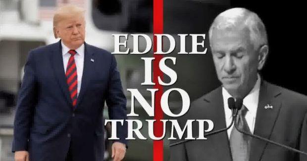 Eddie Is No Trump