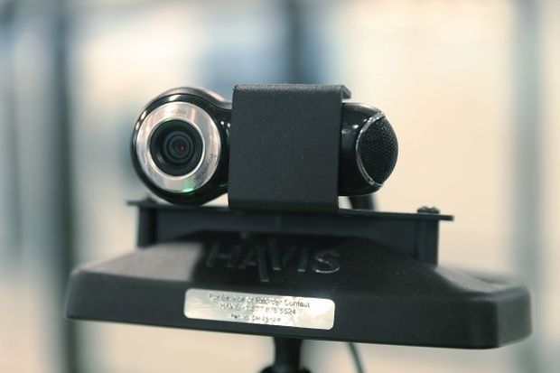 U.S. Customs and Border Protection Facial Recognition camera - Joe Raedle/Getty Images