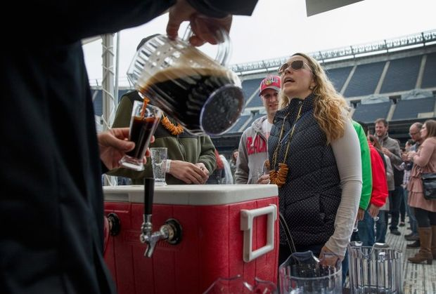 Craft beer festival in Chicago - (Photo by Scott Olson/Getty Images)