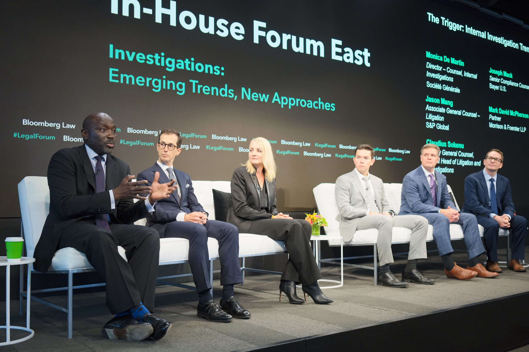 BLAW In-House Forum East 10/2 Internal Investigations 1