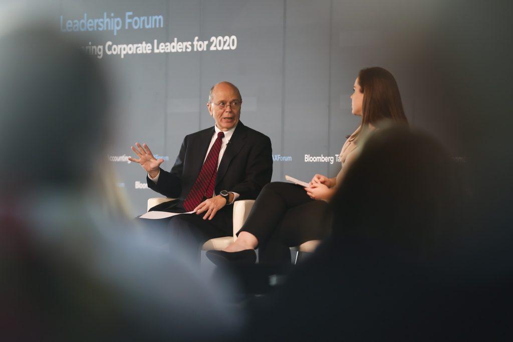 David Kautter Bloomberg Tax 2020 Panel
