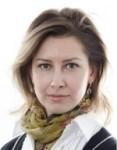 Angela Rosca headshot