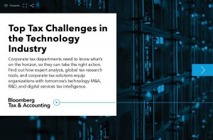Top Tax Challenges cover