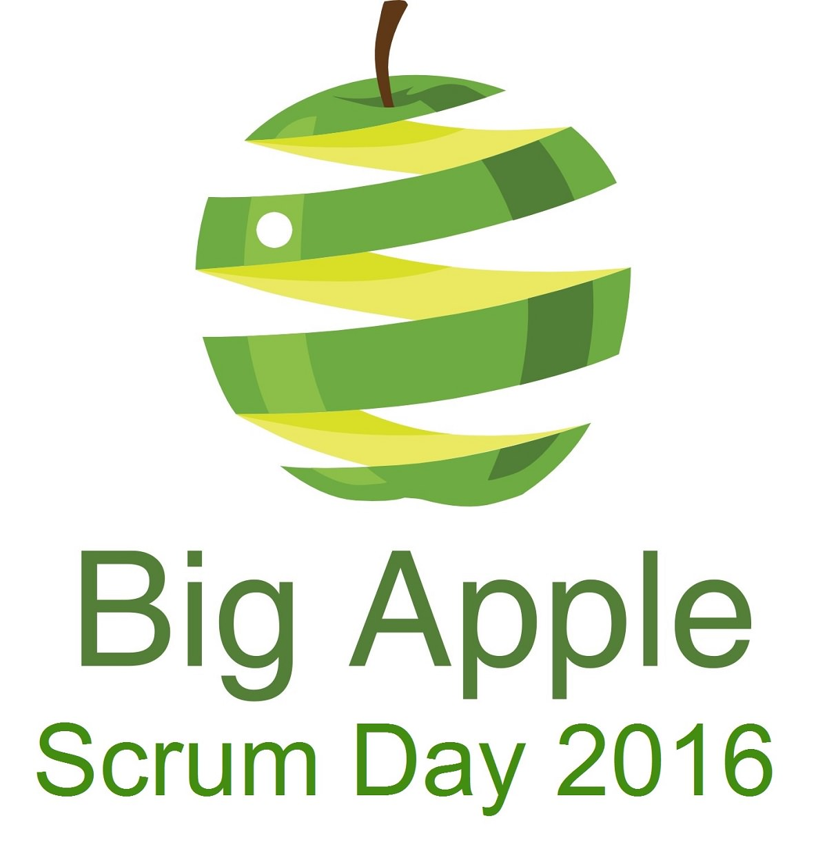 Logo for Big Apple Scrum Day