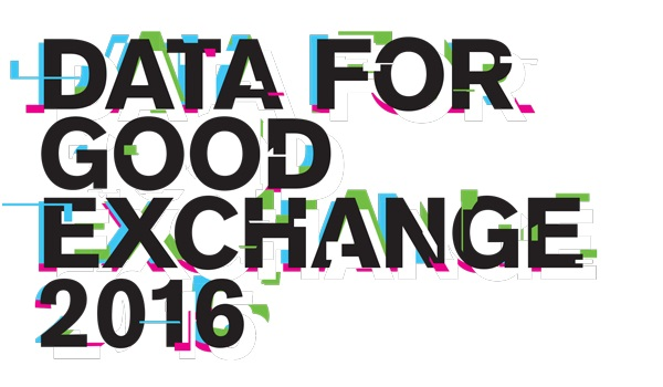 Logo for Data for Good Exchange