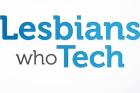 Logo for Lesbians Who Tech