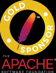 Apache Software Foundation - Gold Sponsor logo