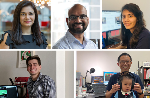 Meet a few of the software engineers on Bloomberg's Indices Engineering team. They manage the systems that produce and publish the Bloomberg Barclays fixed income indices.