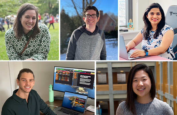 ESG Engineering: Eleanor Wieschaus, Ben Guzinski, Parul Jalota, Mariano Pennini, and Sarah Yu