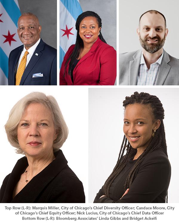 Chicago&Bloomberg Associates'参与者的图像