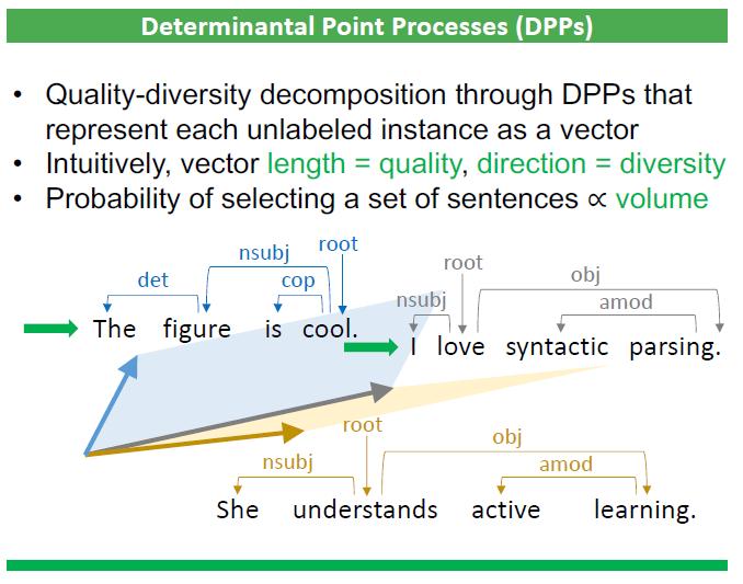 Determinantal Point Processes (DPPs)