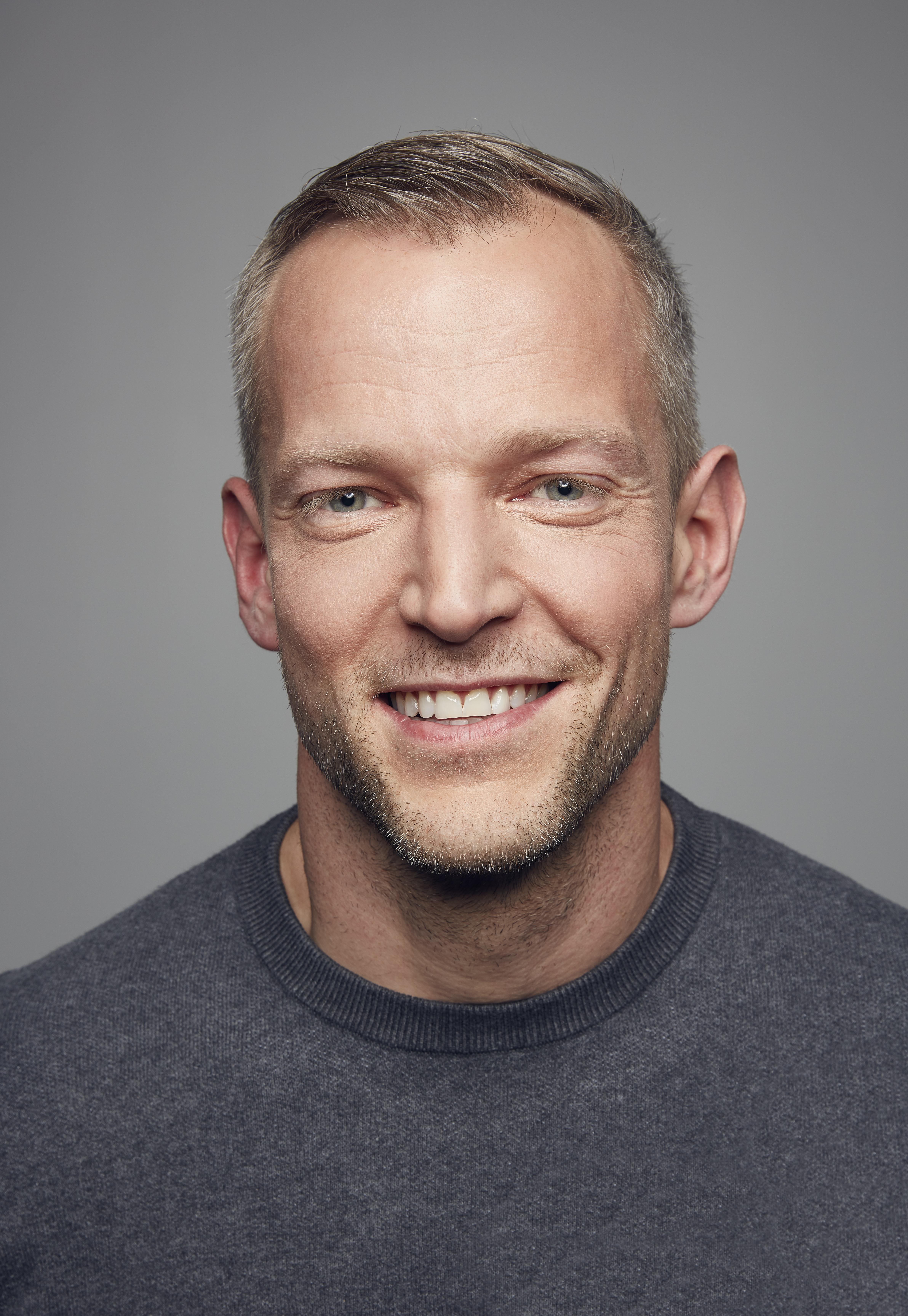 Spotify的首席研发官Gustav söderström