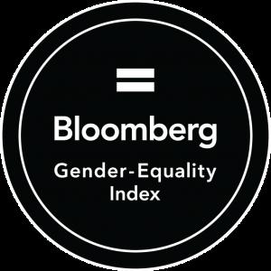 彭博性别平等指数标志