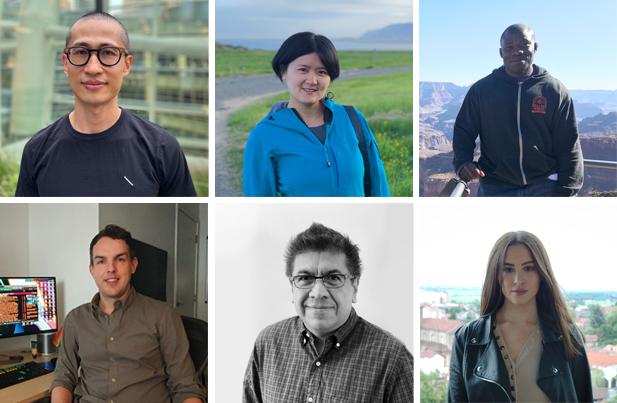 PORT Engineering: Shawn Lu, Jenny Gu, Jerome Joe, Matthew Buckley, Antonio Medina, and Veronica D'Agosta