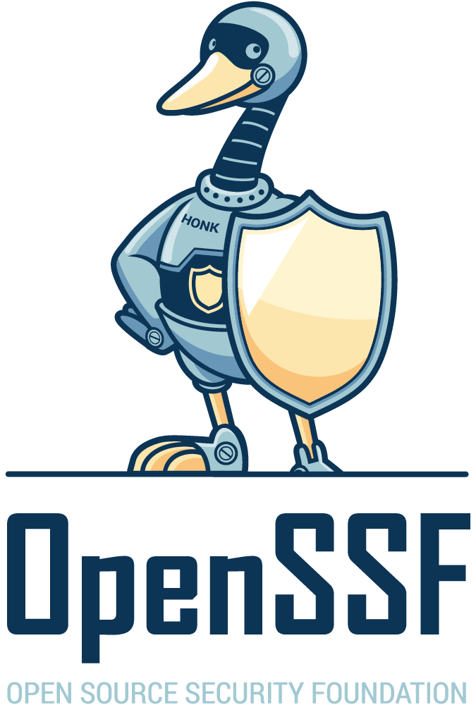 Open Source Security Foundation (OpenSSF) logo
