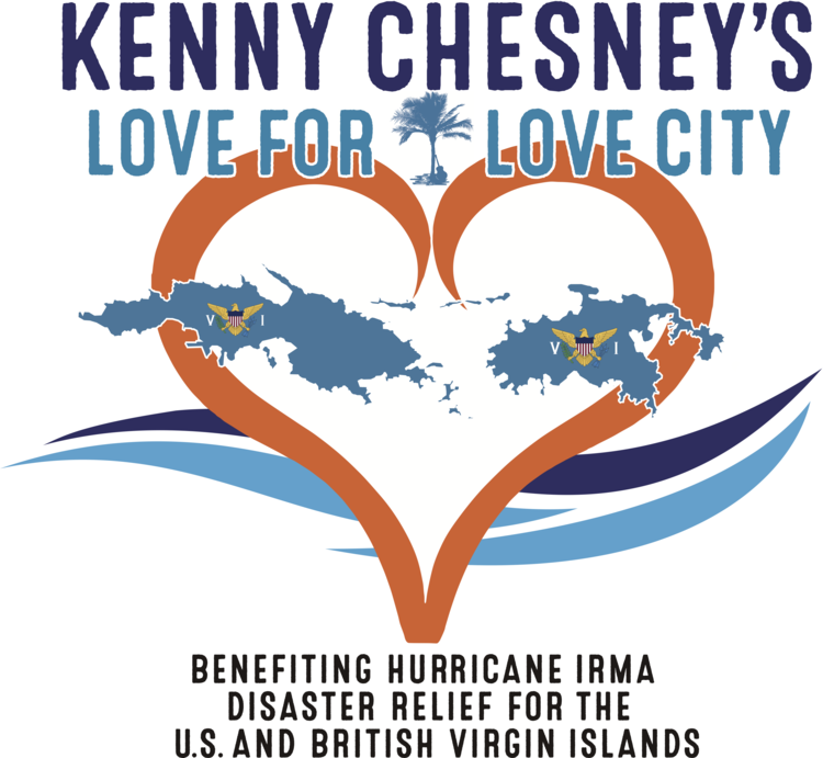 Kenny Chesney Love For Love City Logo