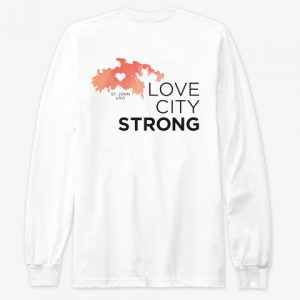 Love City Strong Sweatshirt