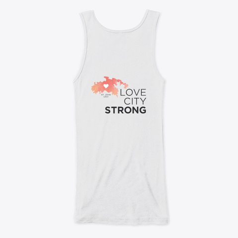 Love City Strong Tank Top