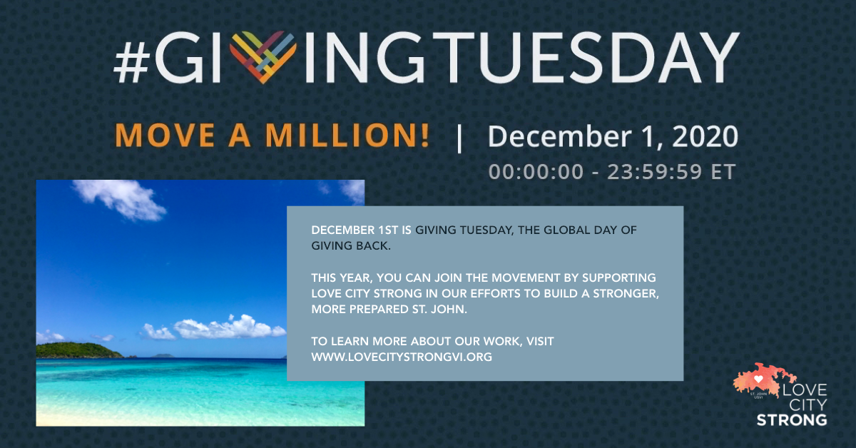 Giving Tuesday Information