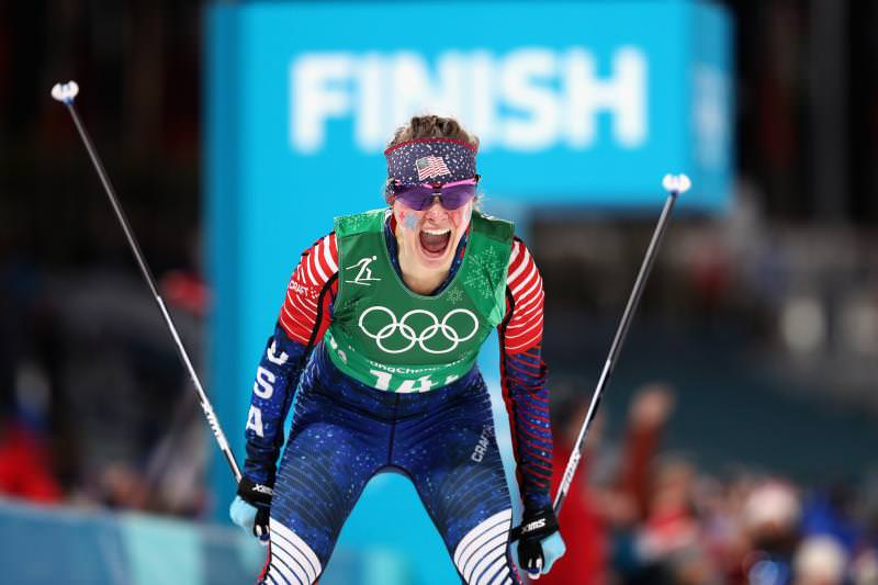 US Cross-Country Skiing Gold