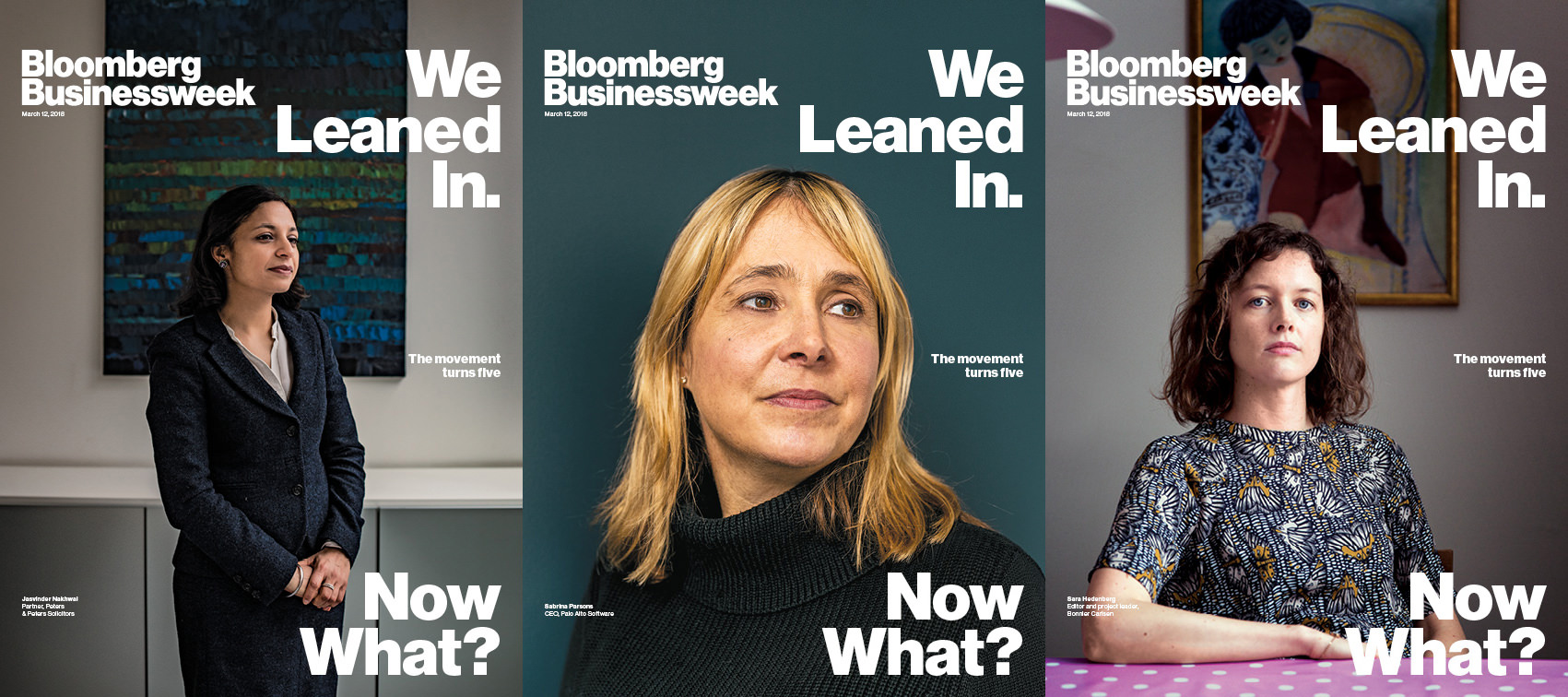 Bloomberg Businessweek covers