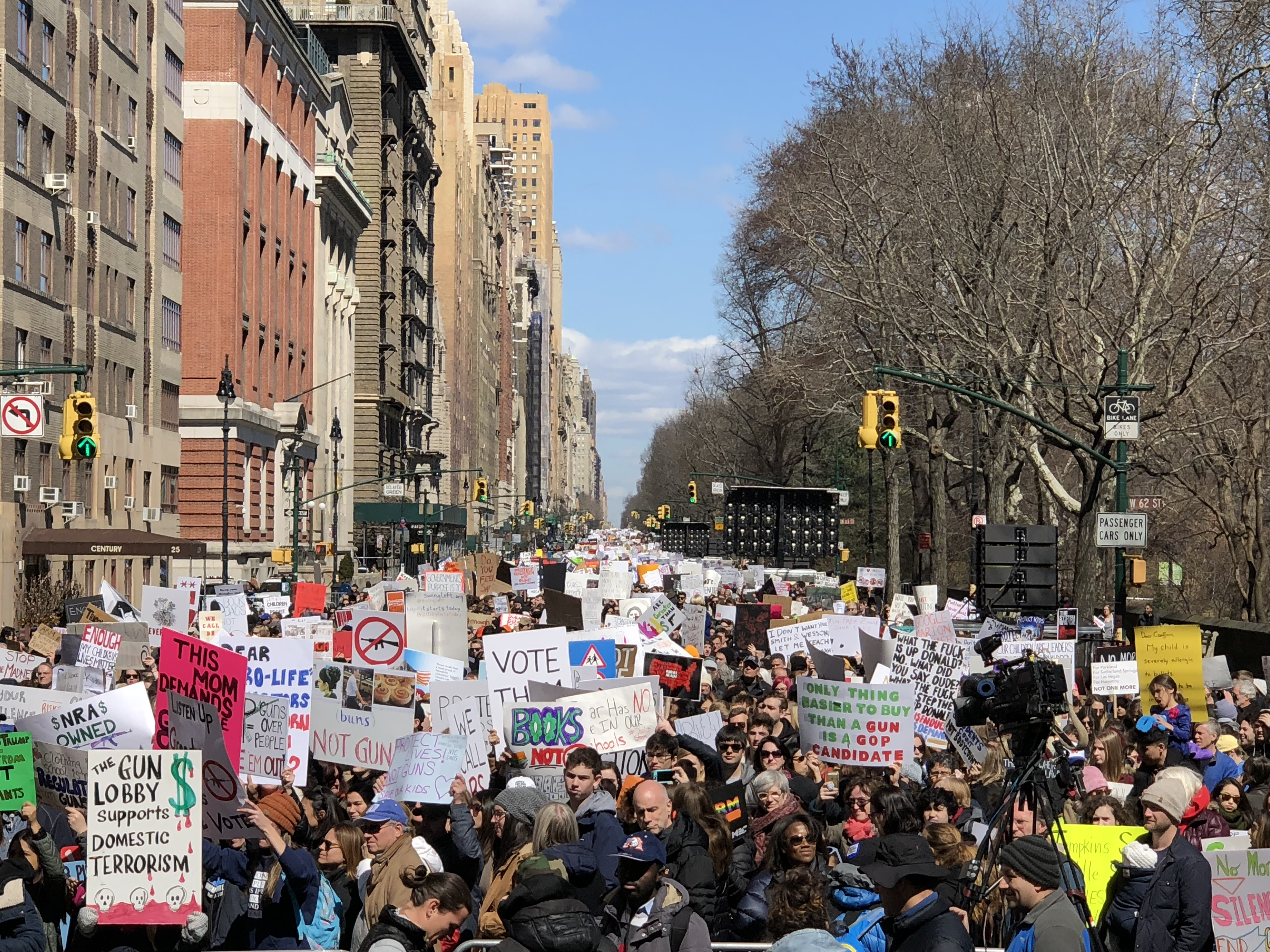 NYC March for our Lives