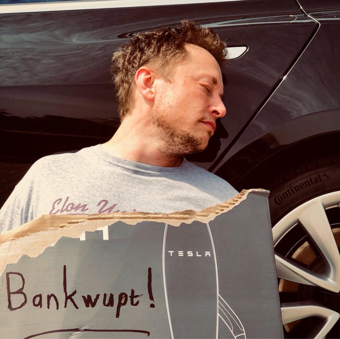 Musk Bankwupt