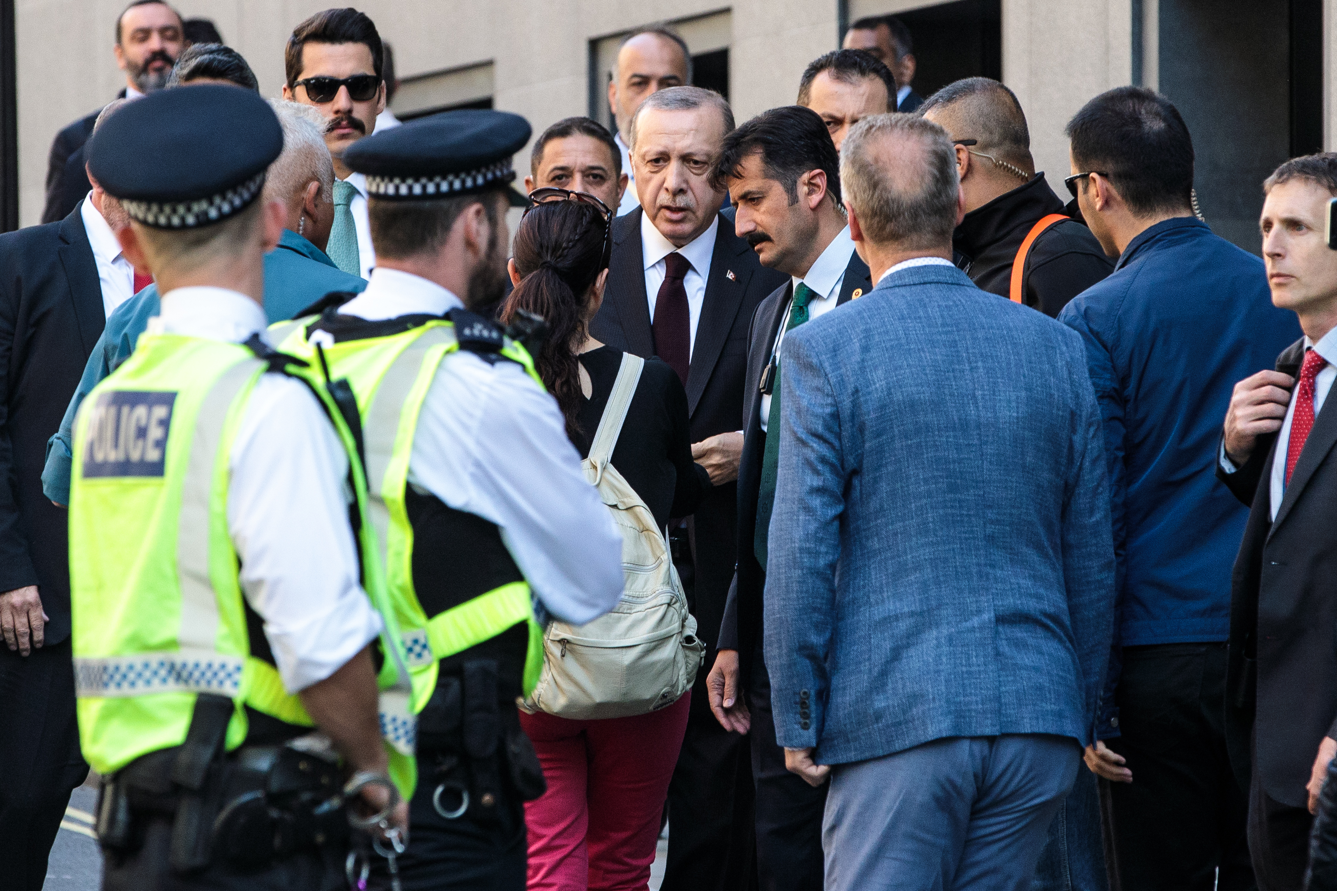 Erdogan London