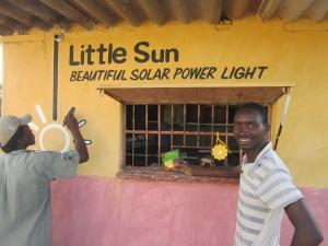 7. Sub-Saharan Africa - Little Sun 2