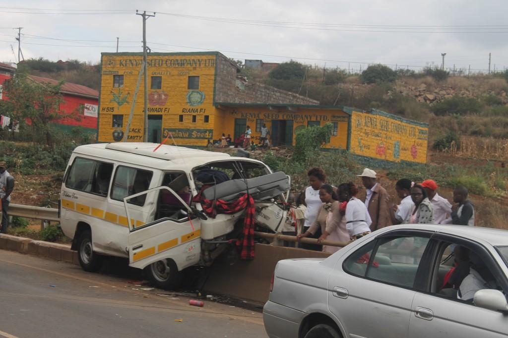 Matatu crash, Kenya