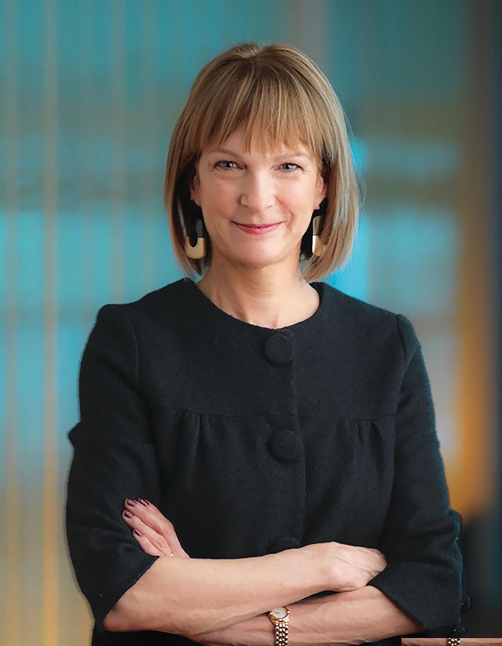 Patricia E. Harris