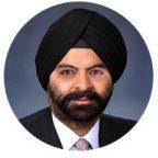 Ajay Banga, Mastercard, President and CEO