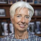 Christine Lagarde, International Monetary Fund, Managing Director