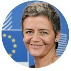 Her Excellency Margrethe Vestager, European Commission, Commissioner for Competition