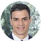 His Excellency Pedro Sánchez Pérez-Castejón, Government of Spain, President