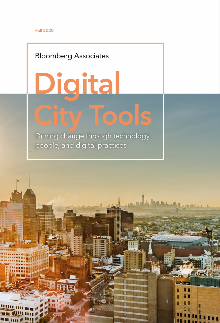 Digital City Tools
