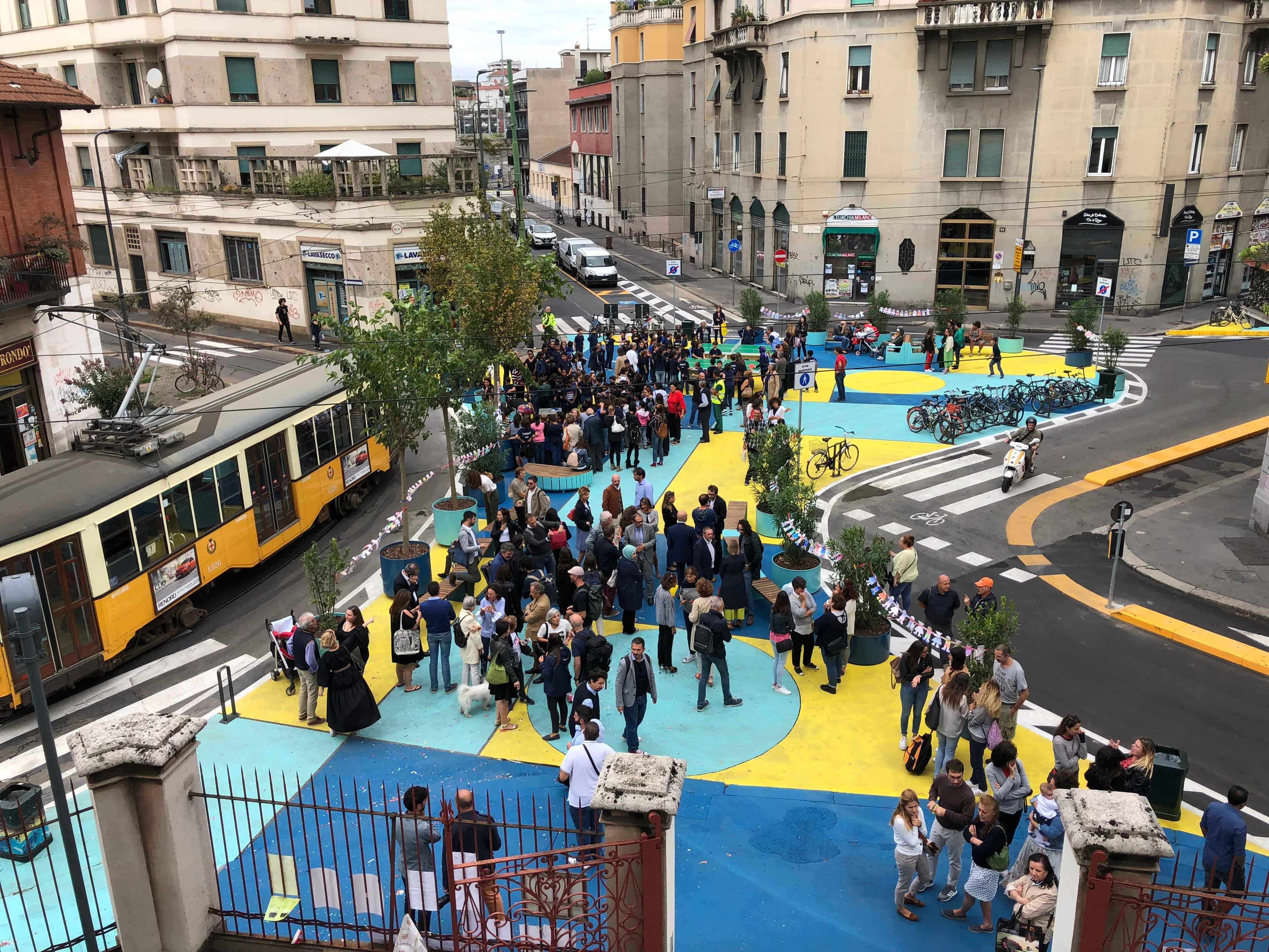 Milan Plaza Impact