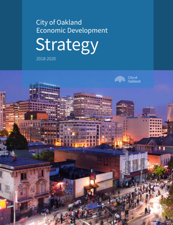 City of Oakland Economic Development Strategy