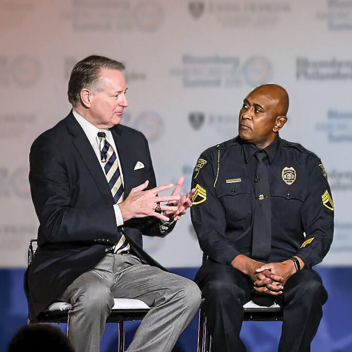 Steve Williams at BP Summit