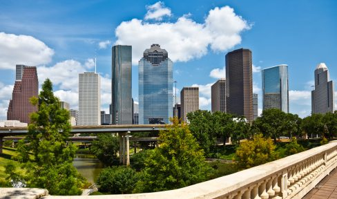 Houston, City Energy Project