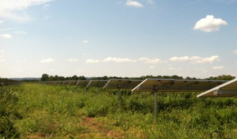 Bloomberg LP NJ goes solar