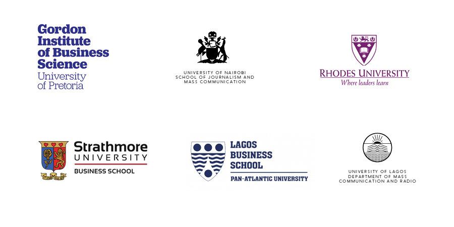 Participating Universities logos