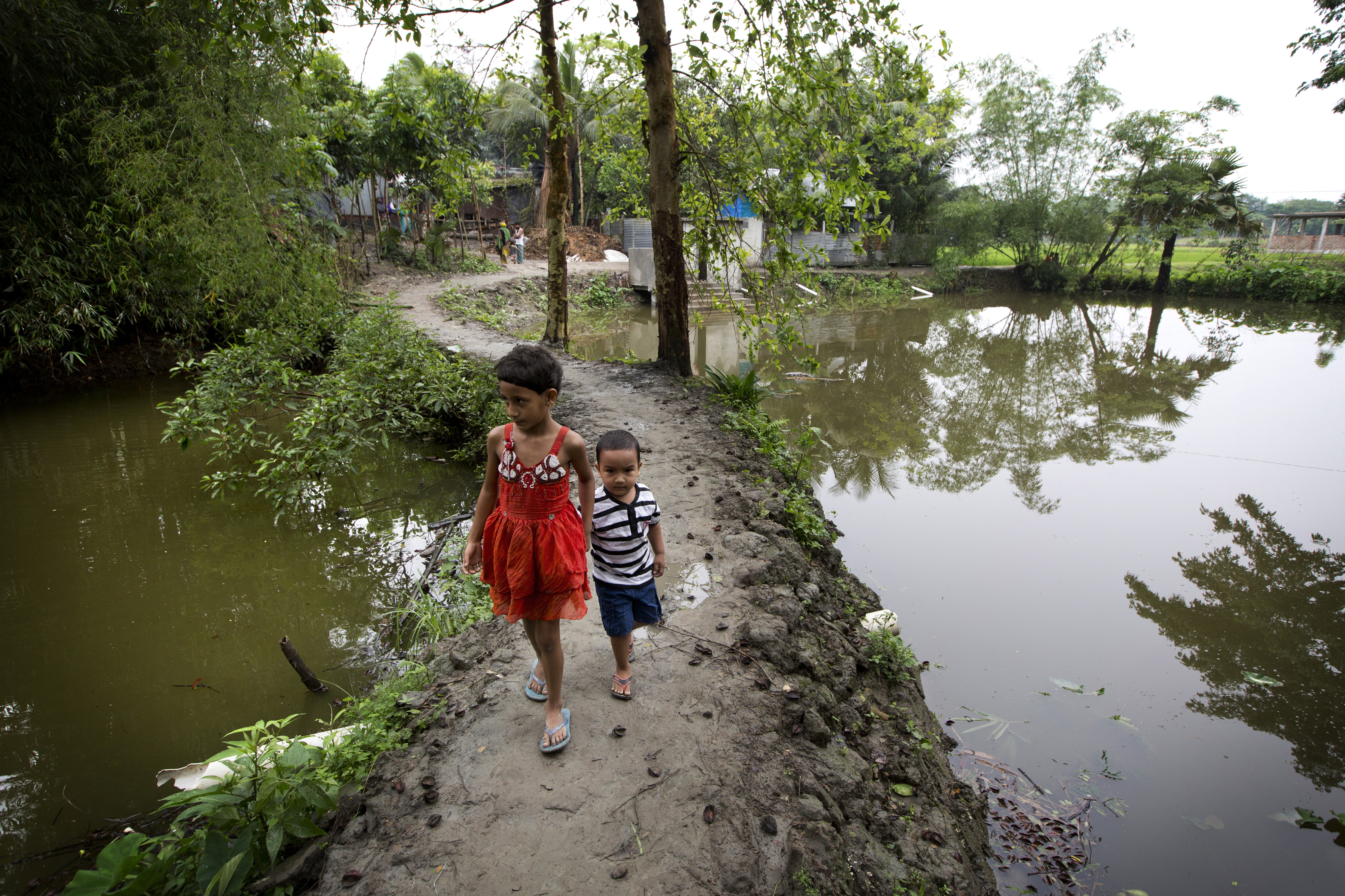 Bangladesh Children Drowning Prevention Program Bloomberg Philanthropies