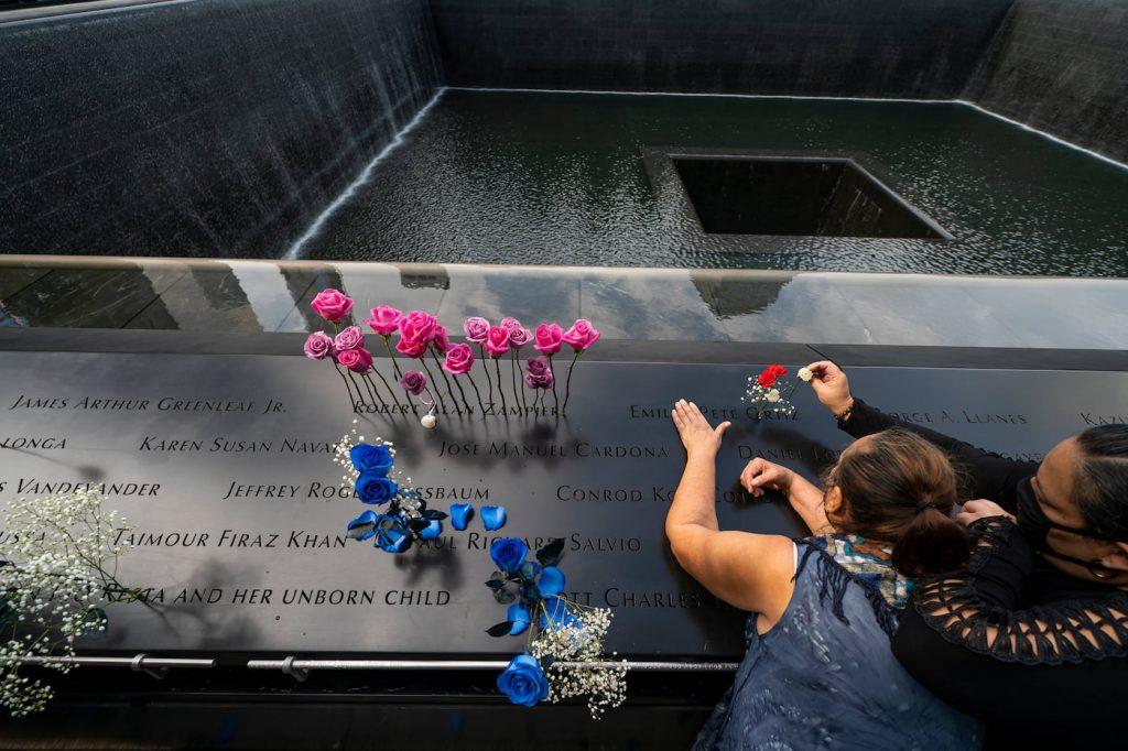 Rebuilding after 9/11