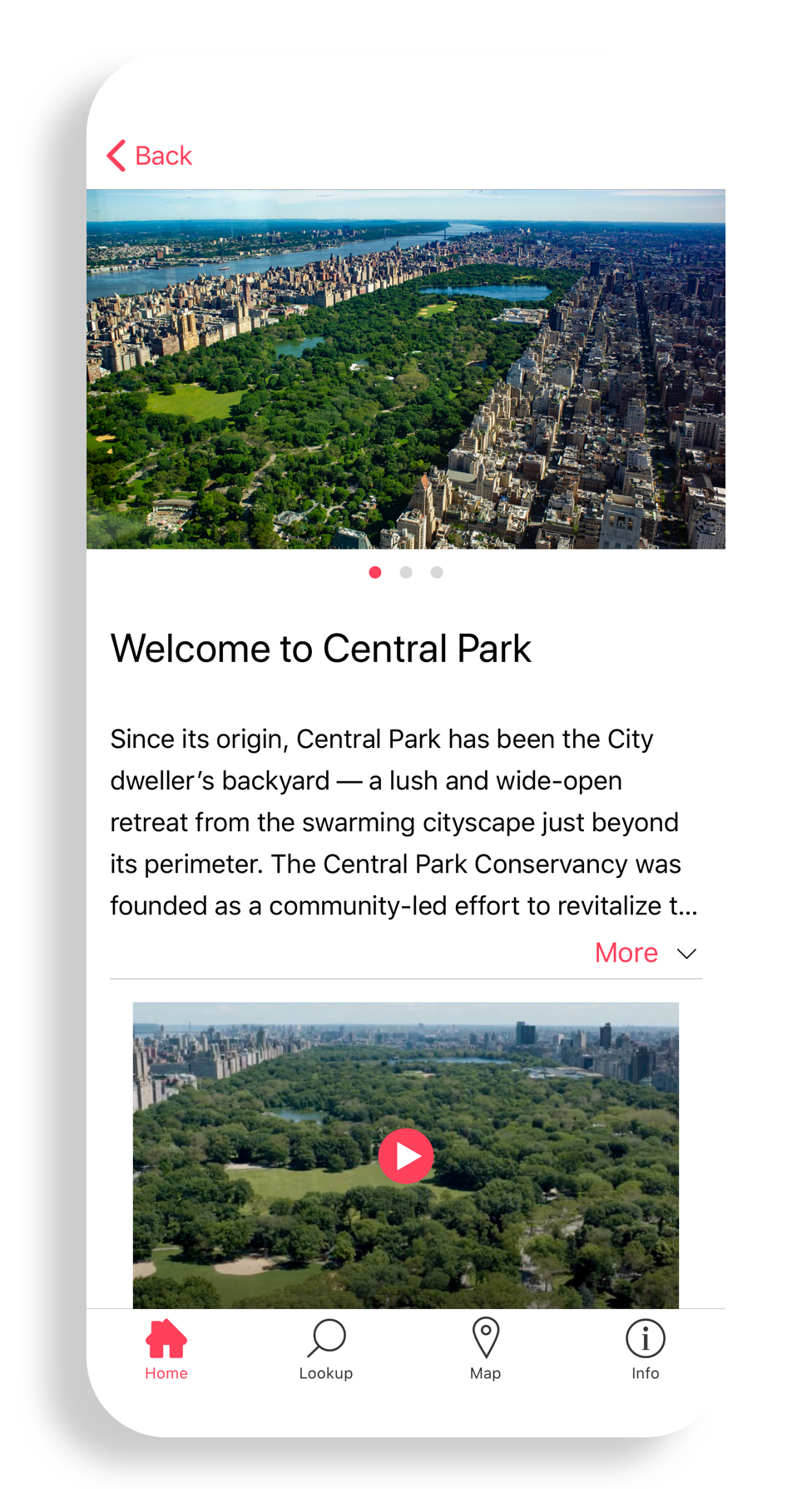 Welcome to Central Park