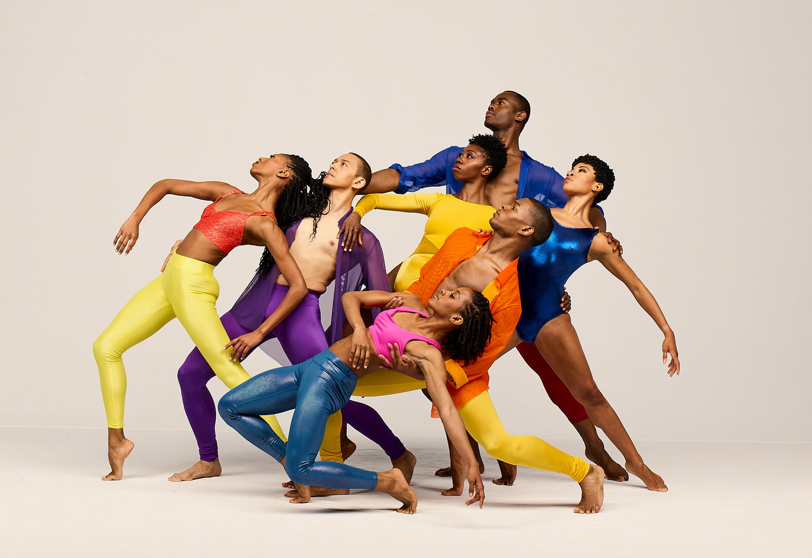 Alvin Ailey American Dance Theater, a recipient of the America's Cultural Treasures grant from the Ford Foundation, Bloomberg Philanthropies, and other philanthropic organizations.